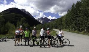 Cycling May-June 21