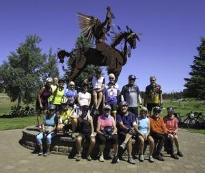 Cycling Idaho 21