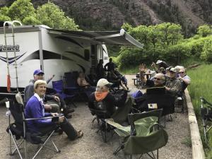 2019 Camping