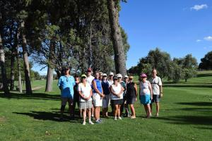 2018 Golf Scramble