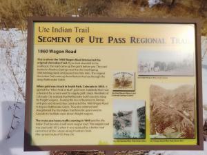 1860 Wagon Road.