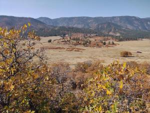 A pretty outcropping